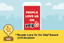 Poeple Love Us on yelp